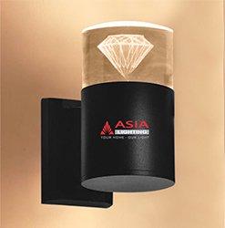 Đèn LED Tường Asia