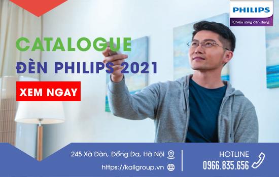 bảng giá đèn led philips 2021